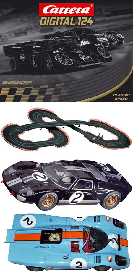 carrera slot cars 1 24 scale digital sets. Black Bedroom Furniture Sets. Home Design Ideas